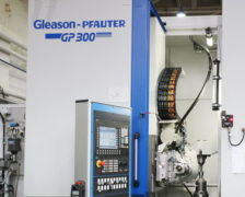 gleason pfauter gp300 gears machining services turning milling