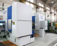 gleason pfauter p300es oraz gp300 obróbka skrawaniem toczenie frezowanie cnc