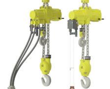 wciągniki łańcuchowe producent produkcja