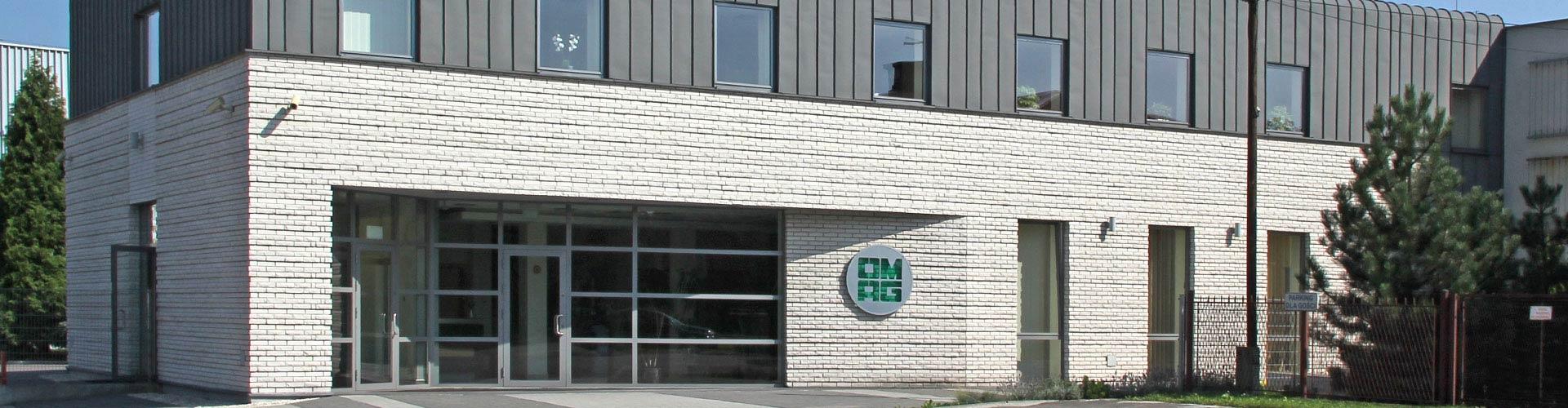 Frezowanie CNC - OMAG