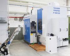 gleason pfauter p300es koła zębate obróbka skrawaniem toczenie frezowanie cnc