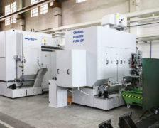 gleason pfauter p300es & gp300 cnc machining services turning milling